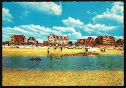 DE HAAN - LE COQ - Plage Et Digue - Strand En Zeedijk - Circulé - Circulated - Gelaufen - 1965. - De Haan