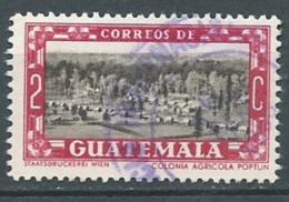 Guatemala -yvert N°  361 Oblitéré    Po56736 - Guatemala