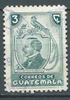 Guatemala -yvert N°  330 Oblitéré   Po56741 - Guatemala