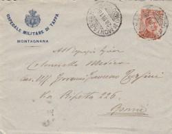 RACCOMANDATA 1930 CON 50+1,25 LIRE TIMRO TERONTOLA (RX281 - Storia Postale