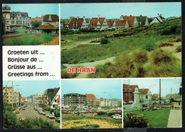 DE HAAN - LE COQ - 5 Vues Diverses - Circulé - Circulated - Gelaufen - 1984. - De Haan