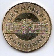 Narbonnes - Les Halles - Monnaie De Paris