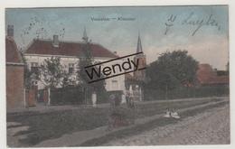 Vosselaar (mooie Ingekleurde Kaart - Klooster Met Kerk) - Vosselaar