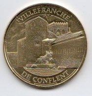 Villefranche De Conflent (66) -   - Monnaie De Paris - Monnaie De Paris