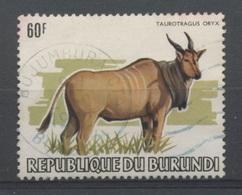 1982  Animaux  6F  Taurotragus Oryx    Hors D'une Série Cotée 700,-E - 1980-89: Oblitérés