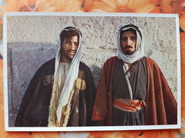 OLD Postcard . West Jordan. Beduins - Jordan