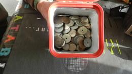 Lot De 5 Kilos  De  Monnaies   étrangere - Coins & Banknotes
