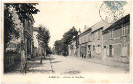 78 ACHERES - Avenue De Conflans - Acheres