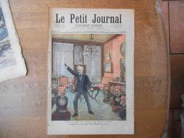 """LE PETIT JOURNAL 16 DECEMBRE 1893 LES TÊTES DE TURC DE ROCHEFORT, DECOUVERTE DES RESTES DU """"RIPPLE"""" AU PÔLE NORD - Journaux - Quotidiens"""