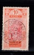 Guinee YV 68 Oblitere CONAKRY Plein Centre - Guinea Francese (1892-1944)