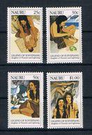 Nauru 1990 Sage Mi.Nr. 371/74 Kpl. Satz ** - Nauru