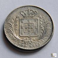Portugal - 500 Reis - 1889 - Portugal