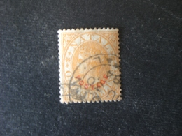 """NATAL 1888 Queen Victoria Overprinted """"POSTAGE"""" In Red 1 Sh - South Africa (...-1961)"""