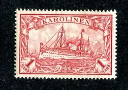 W5713  Caroline Isl. 1900 Mi.16* Offers Welcome - Colonia: Isole Caroline