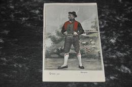 701  Gruss Aus,  Meraner / Costumes - Trachten - Folklore - Costumi