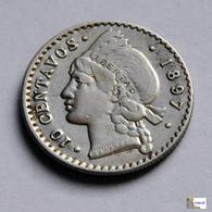 Dominican Republic - 10 Cents - 1897 - Dominicaine