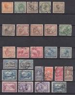 Restant Belgisch Congo Postzegels - Congo - Brazzaville