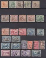 Restant Belgisch Congo Postzegels - Oblitérés