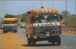 Sénégal,afrique,CAR - Sénégal