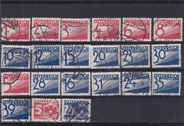 Oostenrijk Kaart 234 - Stamps
