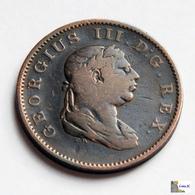 Essequibo & Demerary - 1/2 Stiver - 1813 - Colonies