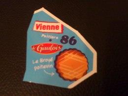 Magnet Le Gaulois, Vienne,86 - Advertising