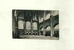 Hesse//WIESBADEN NEUER HAUPTBAHNHOF   Gare VESTIBUL //  CONTROLE MILITAIRE - Wiesbaden