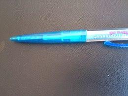 Stylo Bille (vide) 1000 Islands, Bateau Mobile - Pens