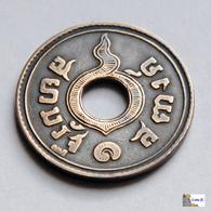 Thailand - 10 Satang - BE2463: 1920 - Tailandia