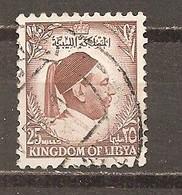 Libia - Lybia  Nº Yvert   133 (usado) (o) - Libya