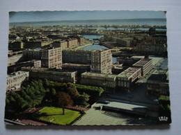 CPA CPSM CP SEINE-MARITIME 76 LE HAVRE 1965 - VUE GÉNÉRALE PRISE DE LA TOUR DE L'HOTEL DE VILLE - ED LA CIGOGNE TBE - Autres