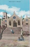 Bermuda St Peter's Church Oldest Church In Bermuda - Bermuda
