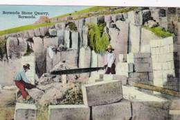 Bermuda Typical Stone Quarry - Bermuda