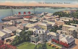 Bermuda City Of Hamilton And Harbour - Bermuda