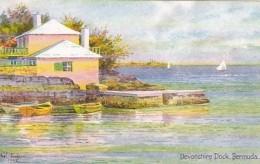 Bermuda Devonshire Dock - Bermuda