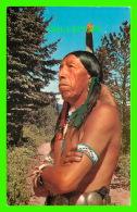 INDIENS DE L'AMÉRIQUE - HOW ! COLOR BY ROBERT LEAHY - PLASTICHROME - - Indiens De L'Amerique Du Nord