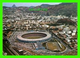 RIO DE JANEIRO, BRASIL - GENERAL VIEW OF MARACANA STADIUM - - Rio De Janeiro