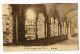Ref 200 - DOURGNE - Cloître De L'abbaye D'EN CALCAT (1936) - Dourgne