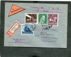 Deutsches Reich R Brief 1945 - Ohne Zuordnung