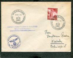 Deutsches Reich Brief 1941 - Ohne Zuordnung