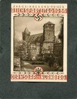 Deutsches Reich Propaganda Postkarte 1934 Reichsparteitage Nurnberg - Ohne Zuordnung