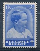 BELGIE - OBP Nr 443 V5 (Luppi-Varibel) - PLAATFOUT - MNH** - Errors (Catalogue Luppi)