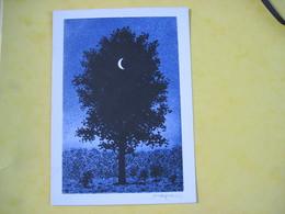 CPSM  Magritte Le 16 Septembre     19..  T.B.E - Pittura & Quadri