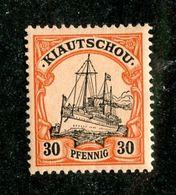 W5763  Kiauchau 1901 Mi.10* Offers Welcome - Colony: Kiauchau