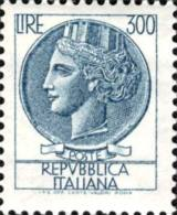 1972 - Siracusana Fluorescente L. 300 - Nuovo - 1971-80: Mint/hinged