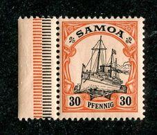 W5771  Samoa 1900 Mi.12*  Offers Welcome - Colonia: Samoa