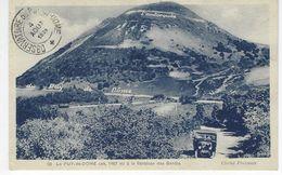 CPA 63 ( Puy De Dome ) - LE PUY De DOME A La Floraison Des Genets - Altri Comuni