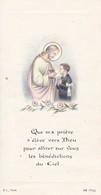 Andachtsbild Jesus Und Kind - Communion 1959 - 11*6cm  (33102) - Andachtsbilder