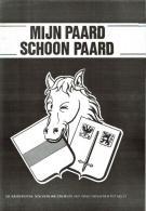 Mijn Paard Schoon Paard (Dit Is De Waere Ende Volledige Geschiedenisse Van Een Peerd, Waardoor Jammerlycke Tweedracht - Livres, BD, Revues