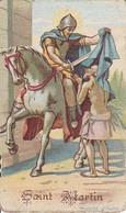 Andachtsbild Saint Martin - Communion -  8,5*5cm (33115) - Andachtsbilder